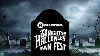 31 Nights of Halloween Fan Fast Poster