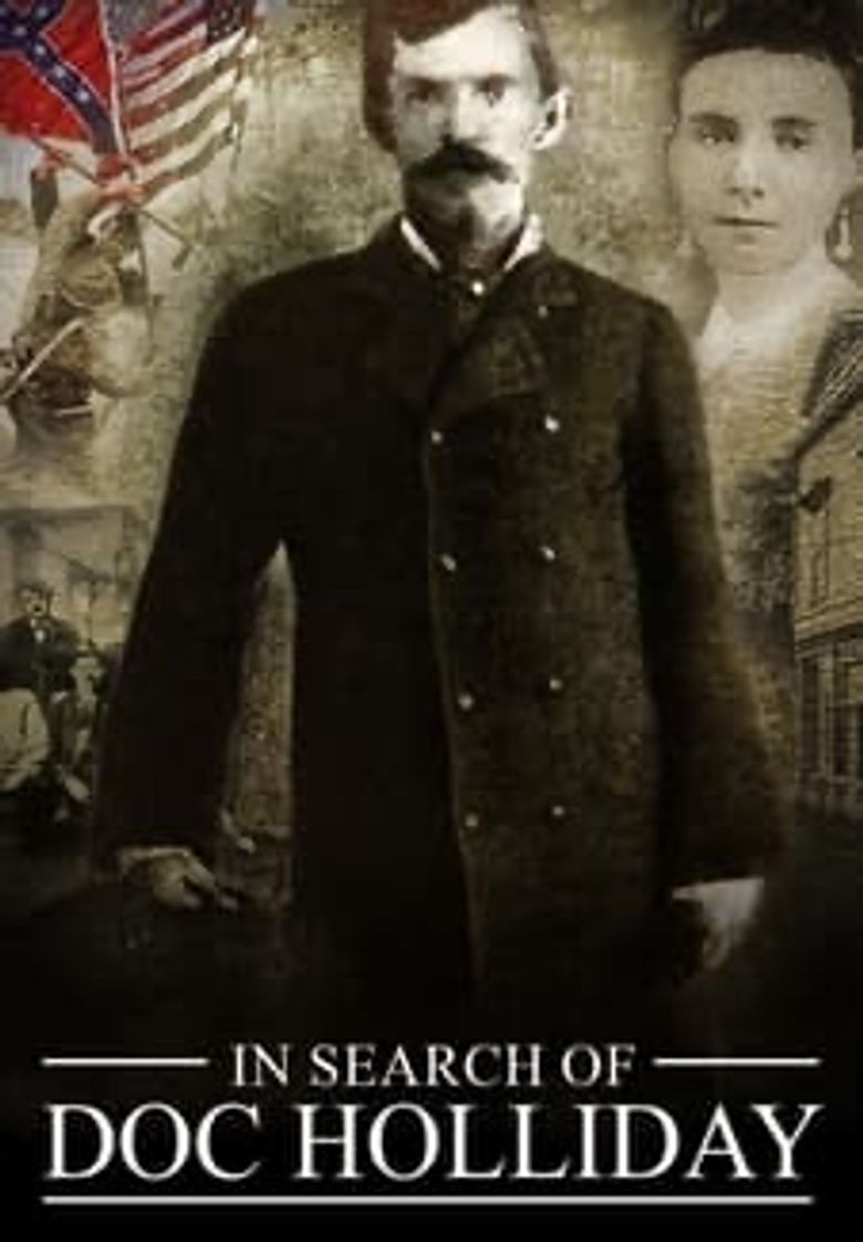 In Search of Doc Holliday Poster