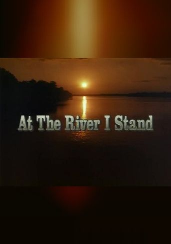 At the River I Stand Poster