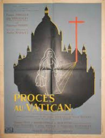 Procès au Vatican Poster