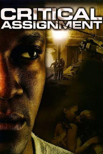 Critical Assignment Poster