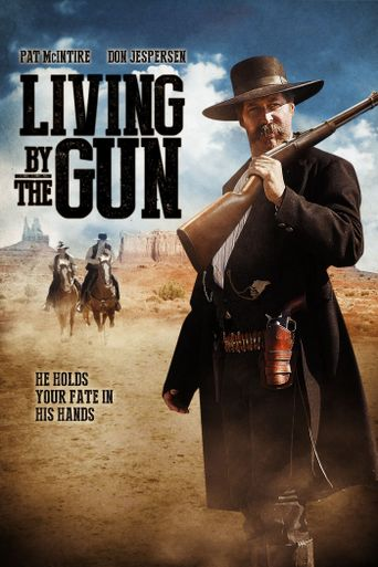 Living by the Gun Poster