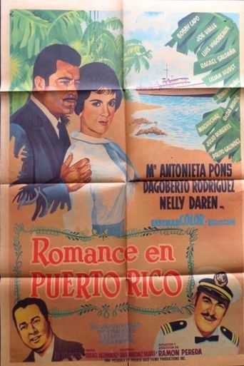 Romance in Puerto Rico Poster
