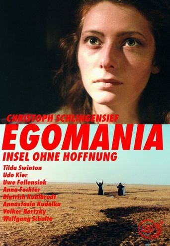 Egomania: Island Without Hope Poster