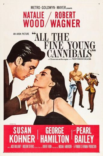 All The Fine Young Cannibals Poster