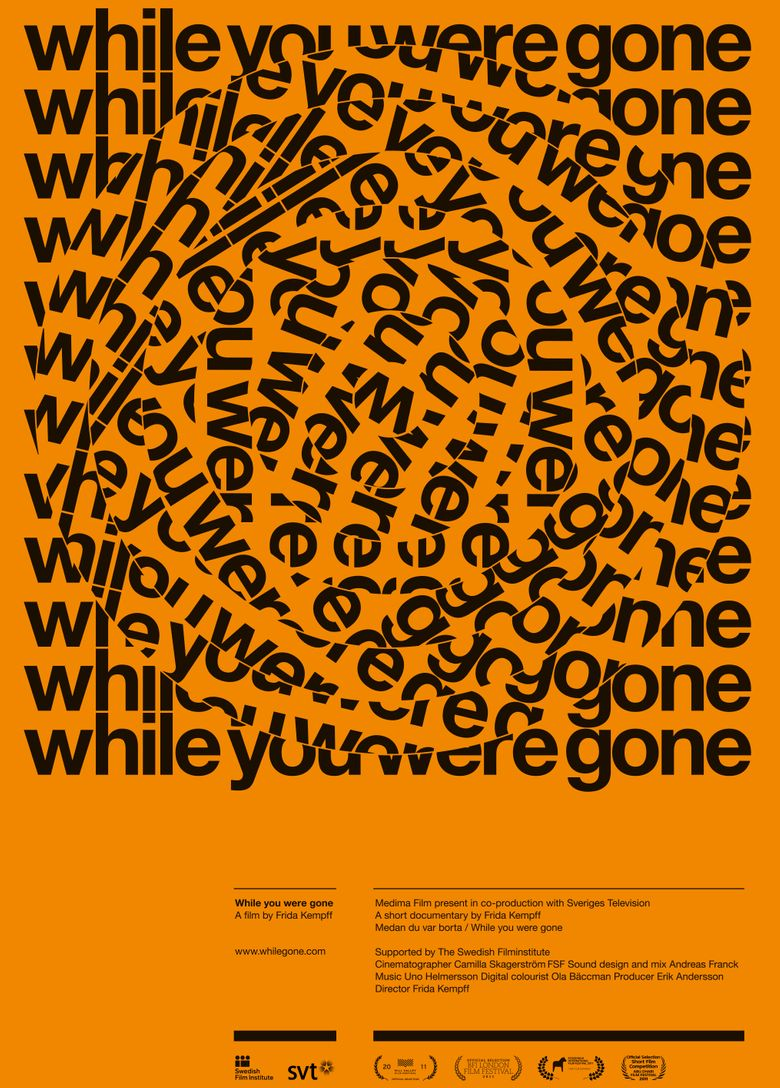 While You Were Gone Poster