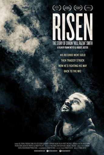 "Risen: The Story of Chron ""Hell Razah"" Smith Poster"