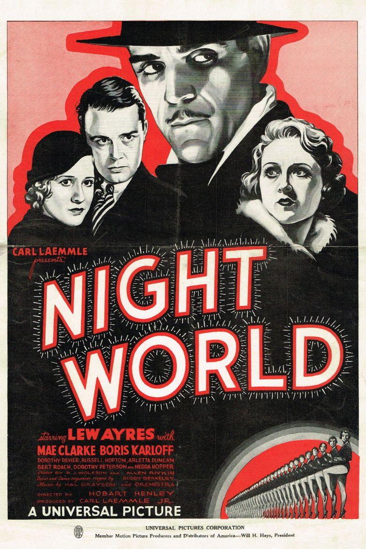Night World Poster