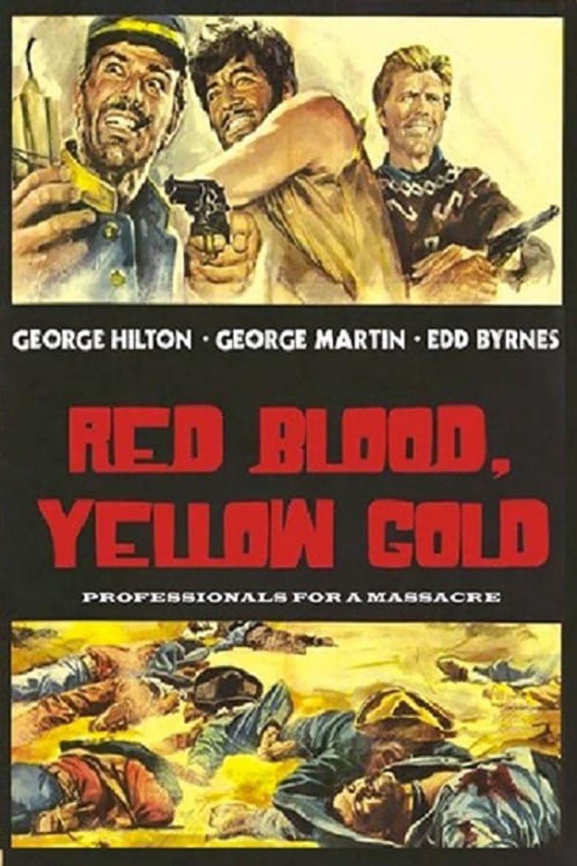 Professionals for a Massacre Poster