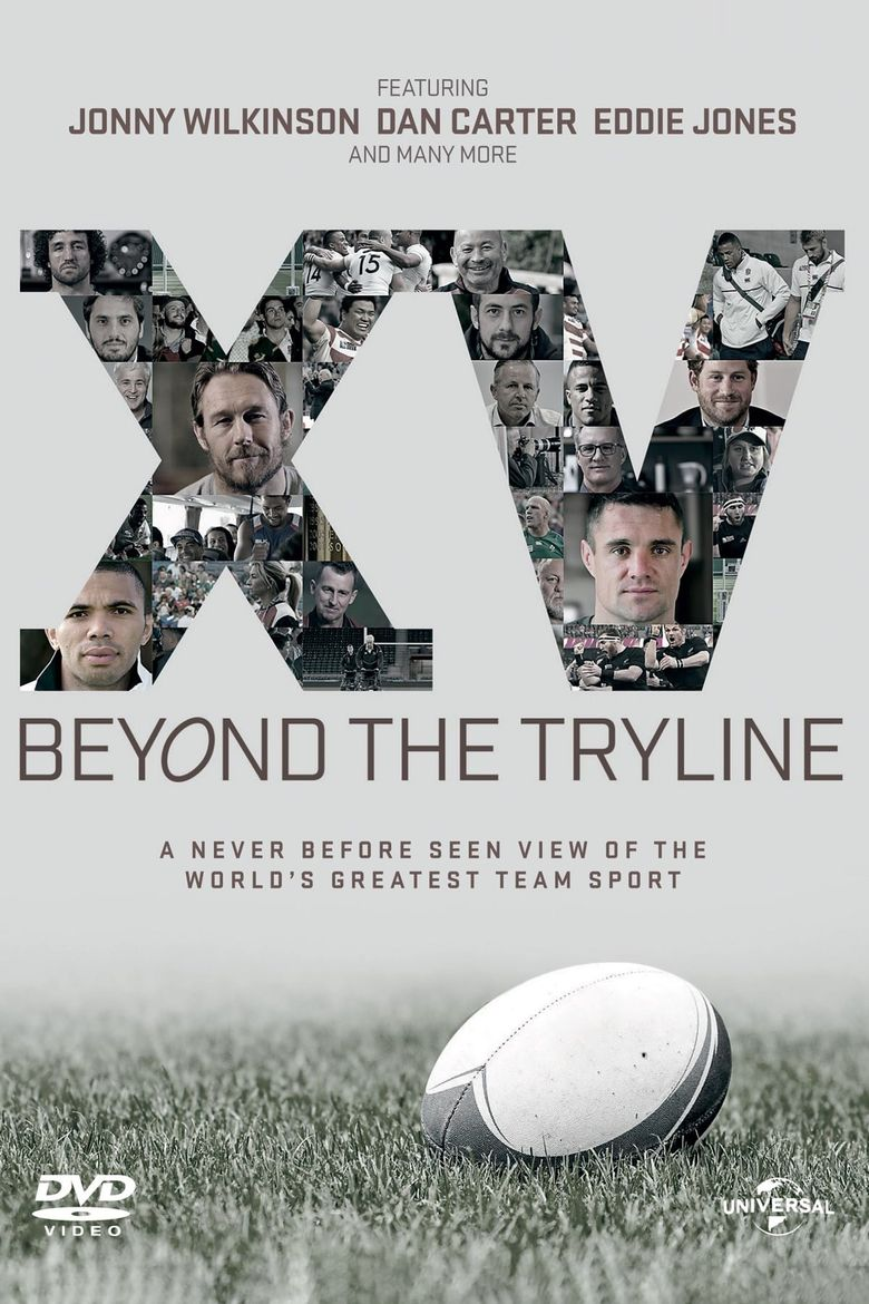 XV Beyond the Tryline Poster