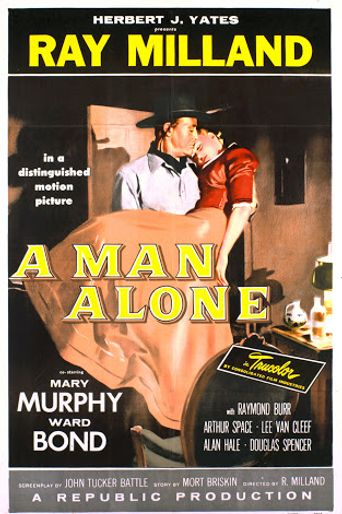 Watch A Man Alone