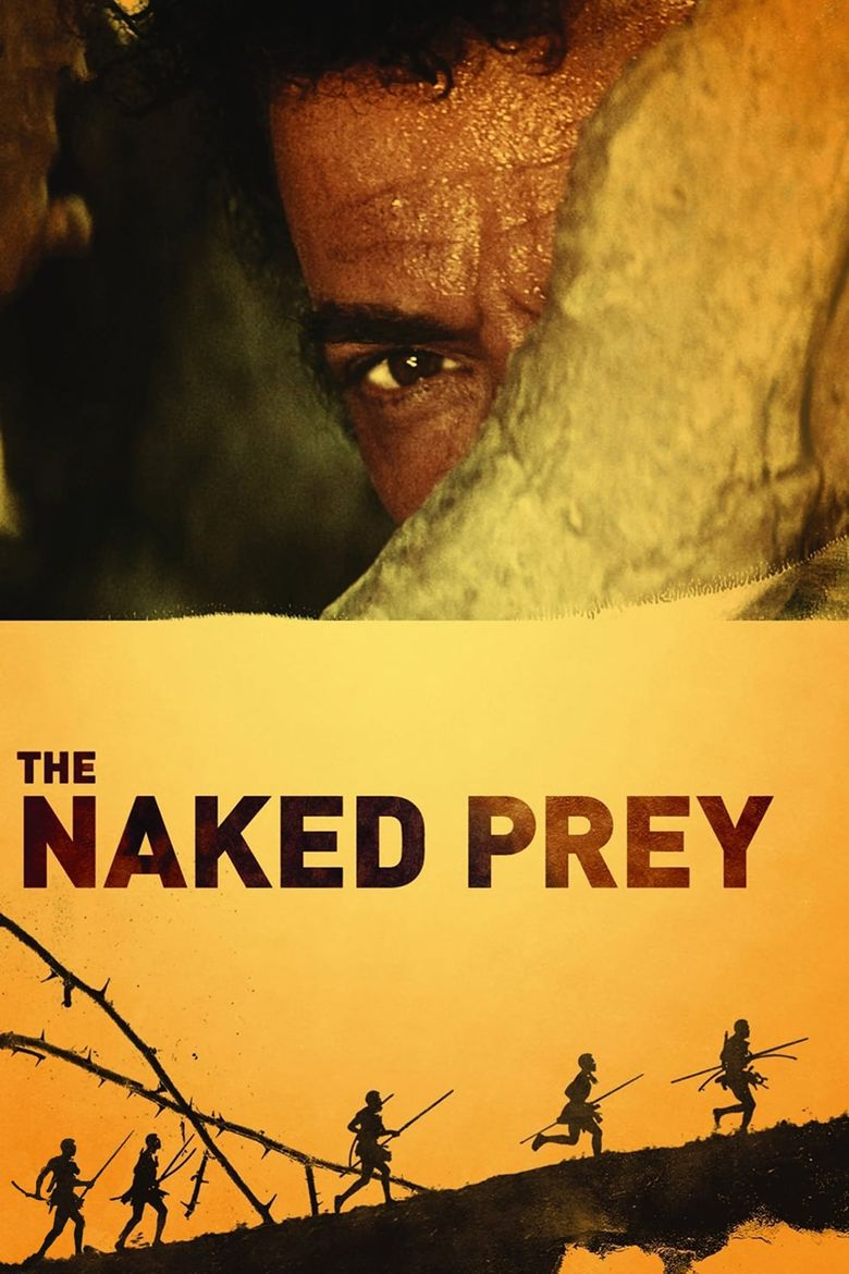 The Naked Prey Poster