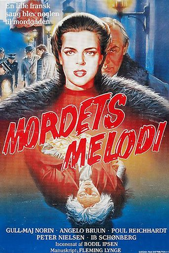 Murder Melody Poster