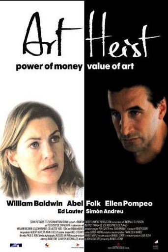 Art Heist Poster
