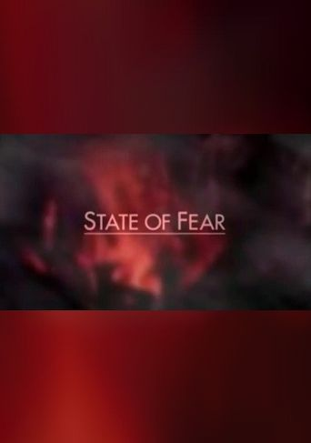 State of Fear Poster