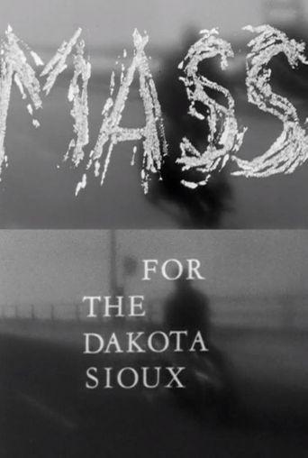 Mass for the Dakota Sioux Poster
