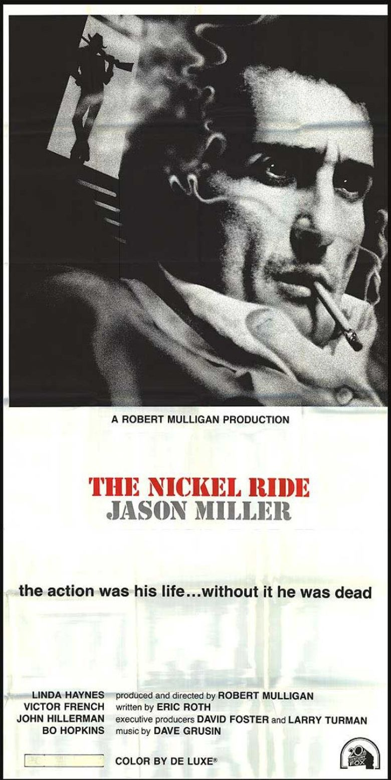 The Nickel Ride Poster