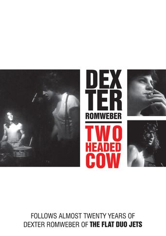 Two Headed Cow Poster