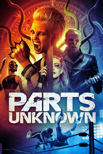 Parts Unknown Poster
