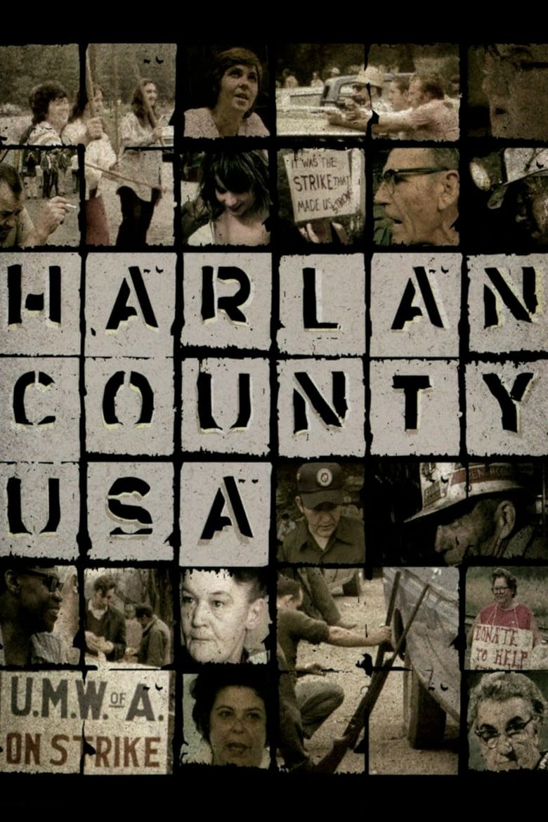 Harlan County U.S.A. Poster