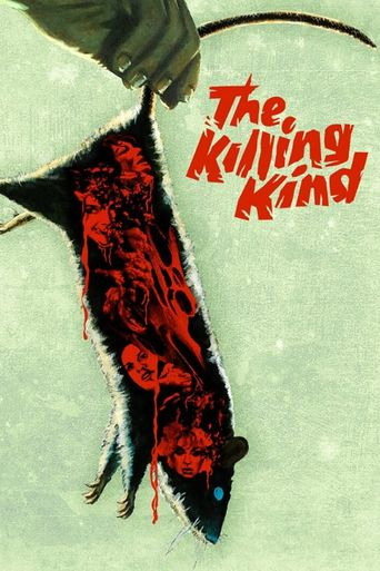 The Killing Kind Poster