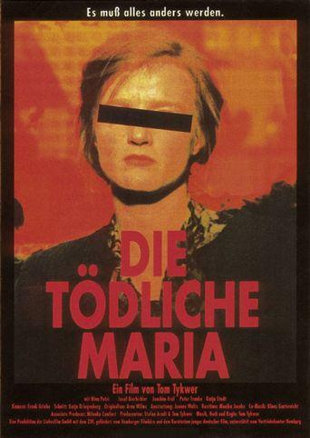 Deadly Maria Poster
