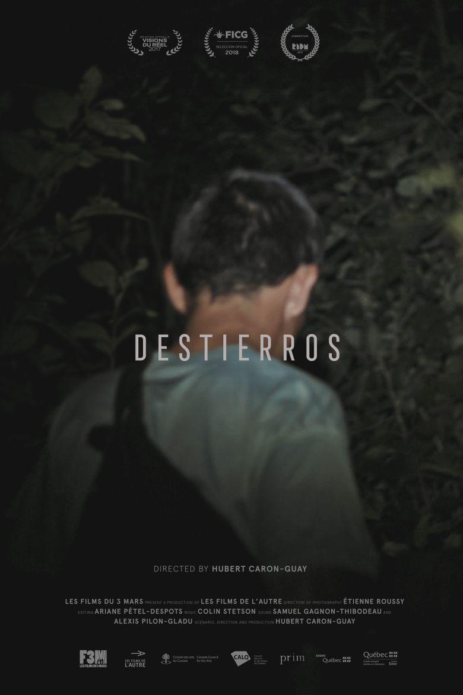 Destierros Poster