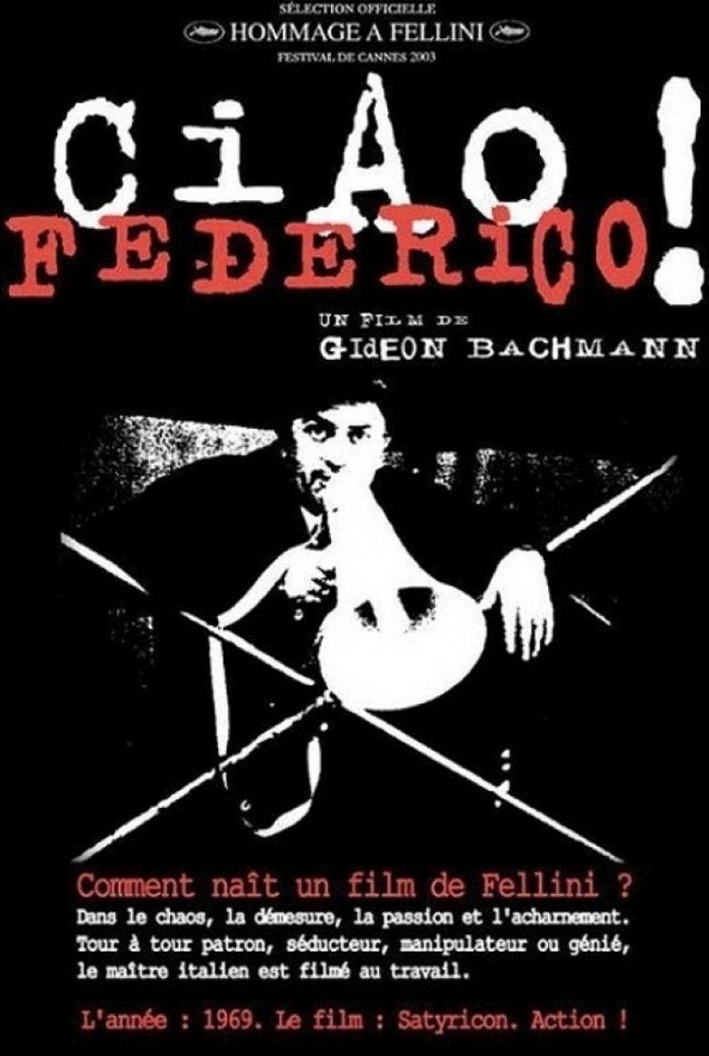 Ciao, Federico! Poster