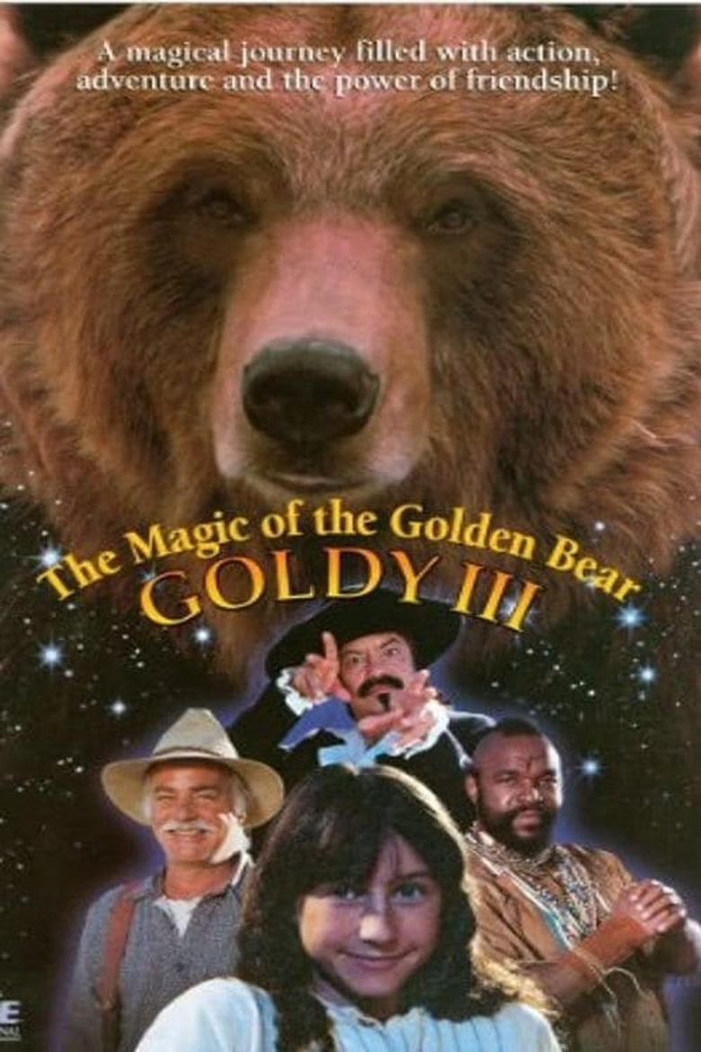 The Magic of the Golden Bear: Goldy III Poster