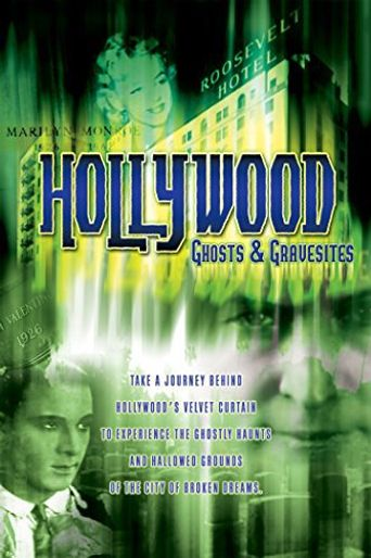 Hollywood Ghosts & Gravesites Poster