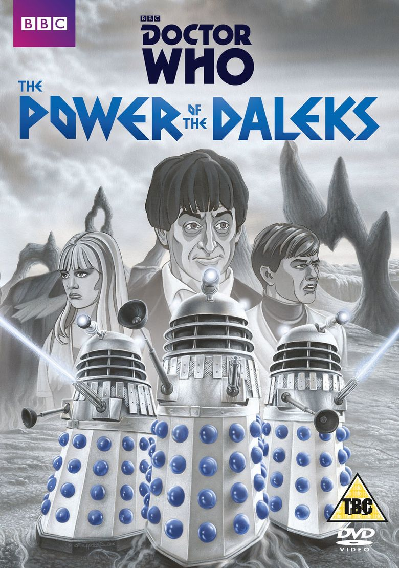 Doctor Who: The Power of the Daleks Poster