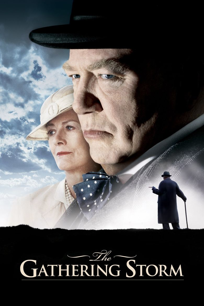 The Gathering Storm Poster