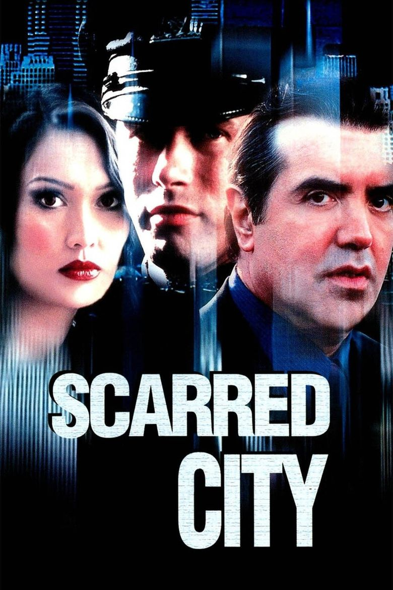 Scarred City Poster