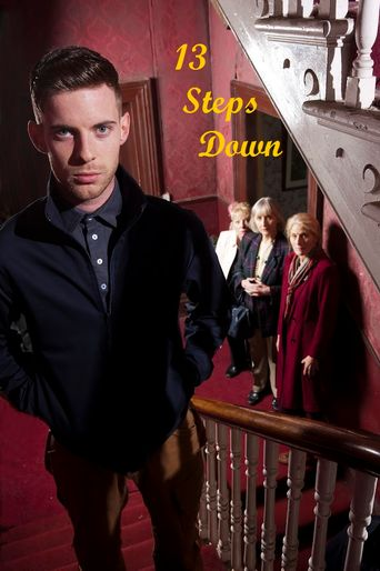 13 Steps Down Poster