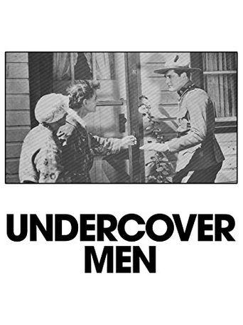 Undercover Men Poster
