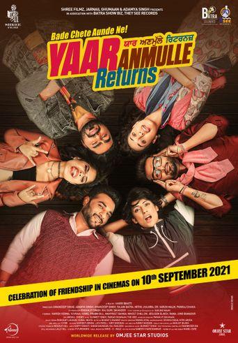Yaar Anmulle Returns Poster