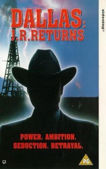 Dallas: J.R. Returns Poster