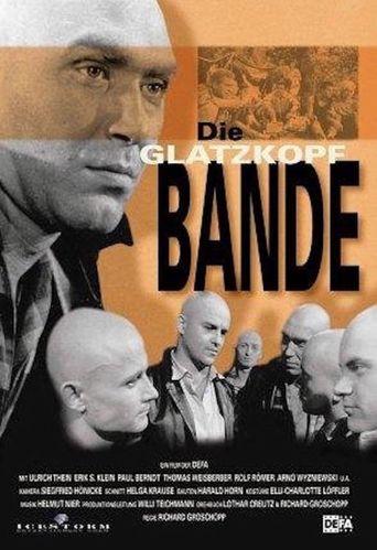 The Baldheaded Gang Poster