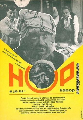 Hop - a je tu lidoop Poster