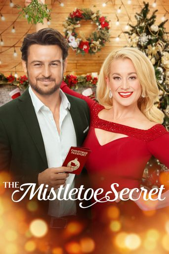 The Mistletoe Secret Poster
