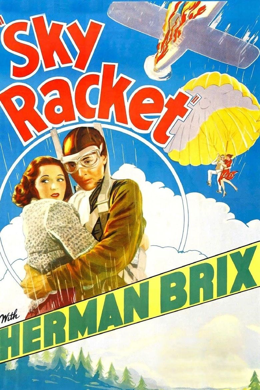Sky Racket Poster