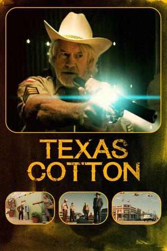 Texas Cotton Poster
