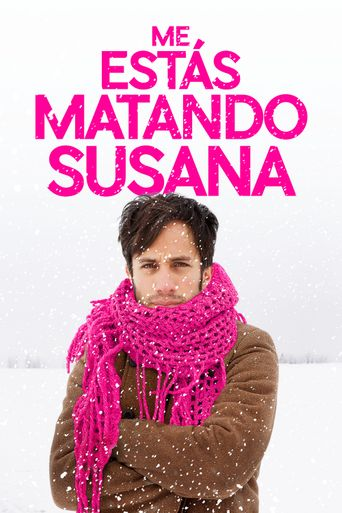 You're Killing Me Susana Poster