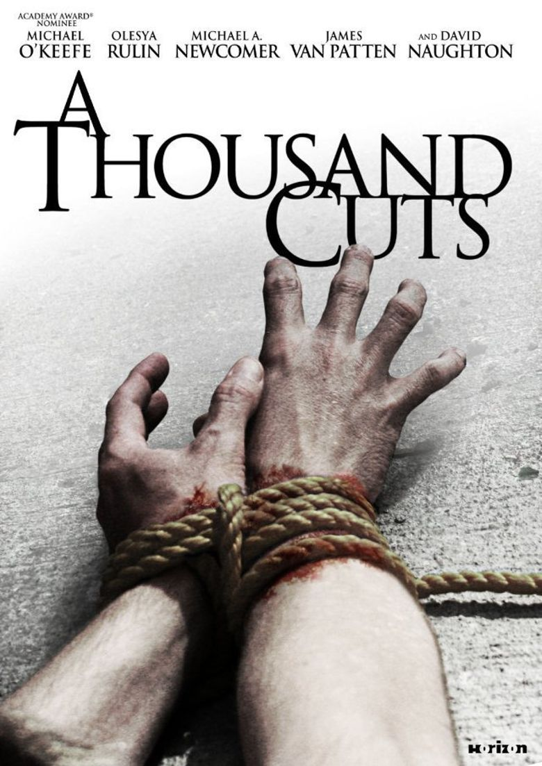 A Thousand Cuts Poster