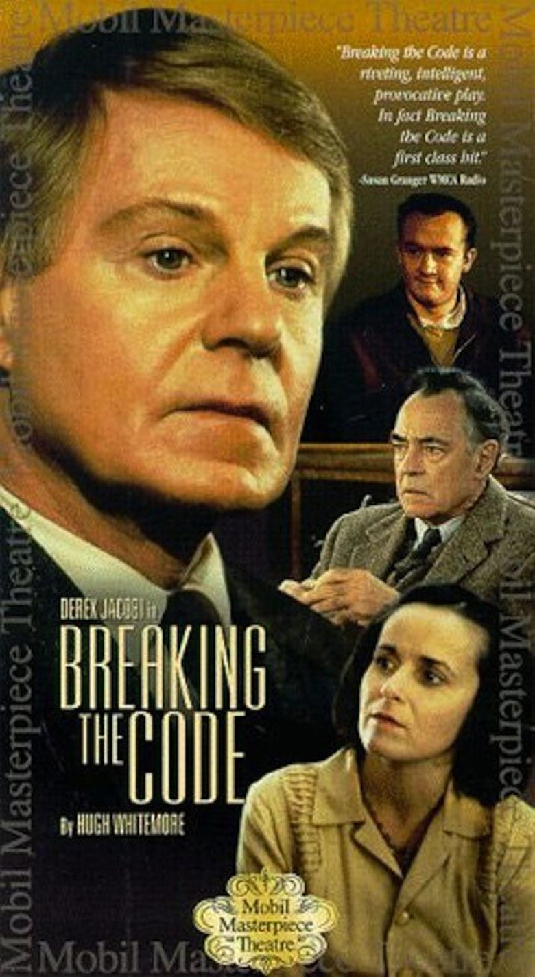 Breaking the Code Poster