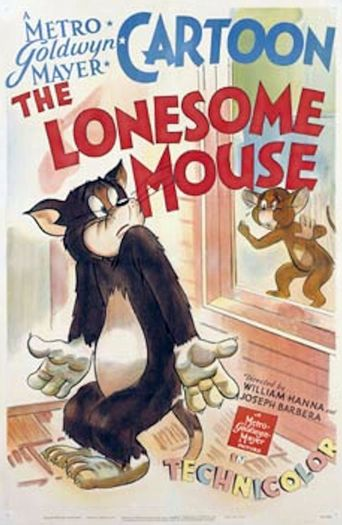 The Lonesome Mouse Poster