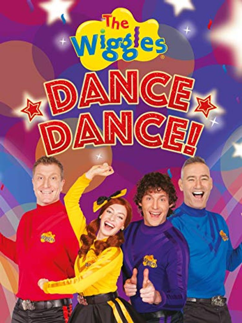 The Wiggles - Dance, Dance! Poster