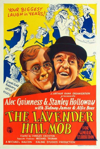 Watch The Lavender Hill Mob