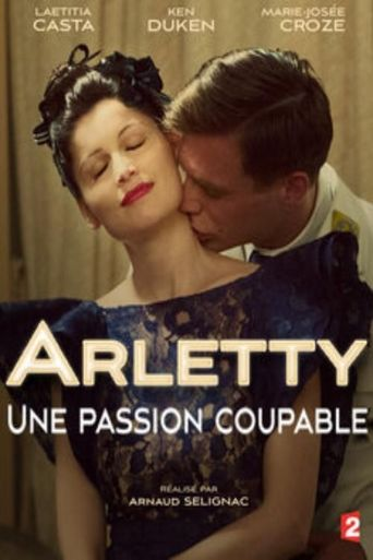 Arletty, une passion coupable Poster