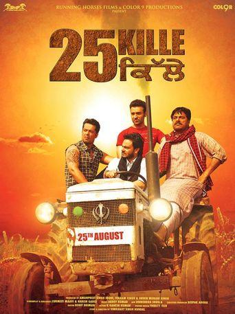 25 Kille Poster